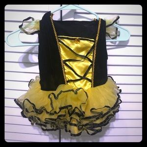 Bumble BEE Halloween Costume Fits Kids Girl 2T-3T